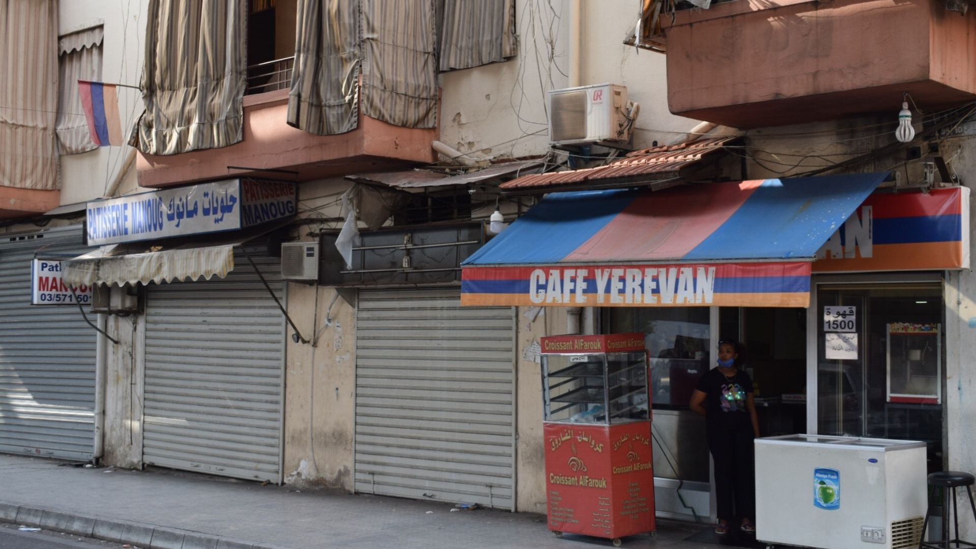 Lebanon's Shrinking Armenian Community